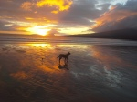 Mulranny Beach atSunset