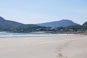 Mulranny Blue Flag Beach