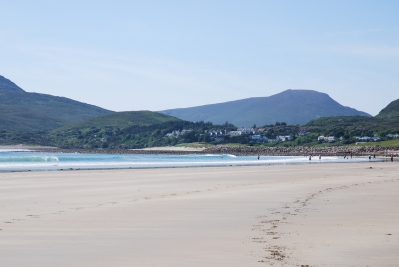 Mulranny Blue Flag Beach